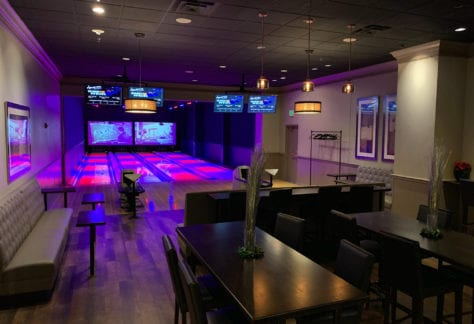 Private Suites at Pinheads Entertainment Center