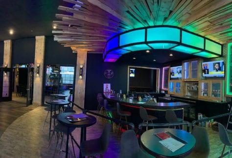 Arcade Bar at Pinheads Entertainment Center