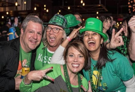 Indiana's Largest St. Paddy's Tent Party