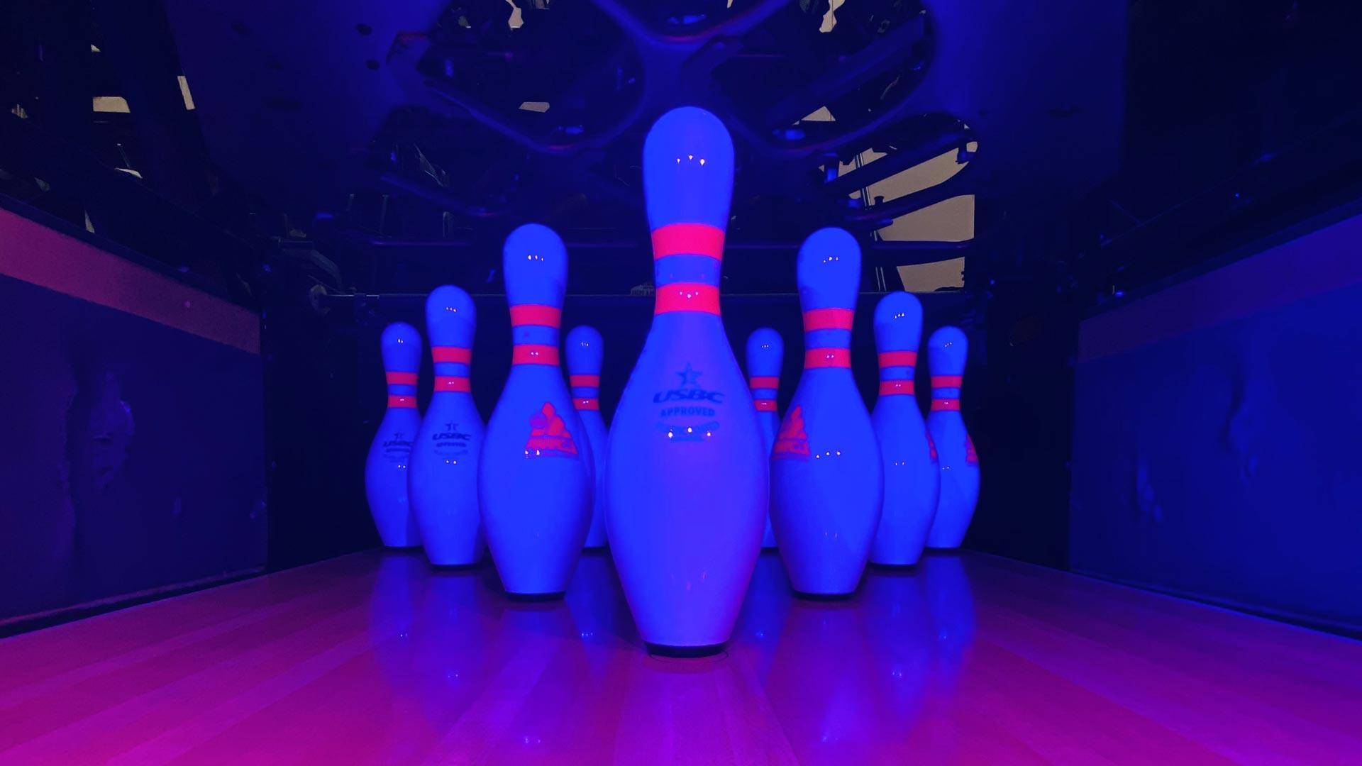 Sunday Cosmic Bowling 2pm - 10pm