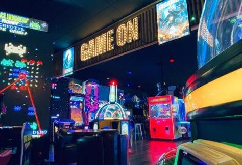 Game On Half Price Arcade
