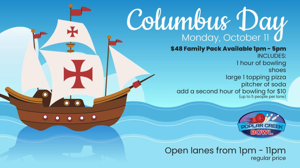 Columbus Day Family Pack